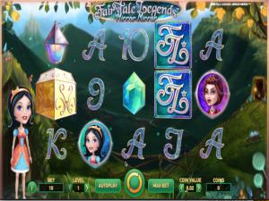 Fairytale Legends: Mirror Mirror - Internet Slot Game