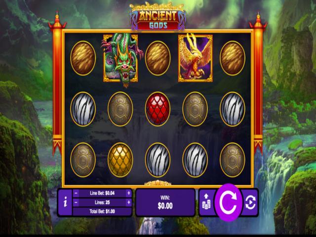 Ancient Gods Free Slot Game