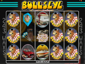 Bulls Eye 5-Reel - Internet Slot Game