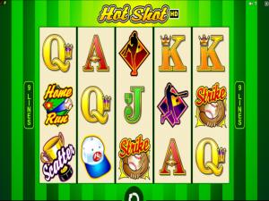 Hot Shot - Internet Slot Game