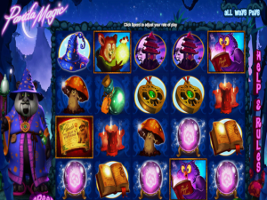 Panda Magic - Internet Slot Game