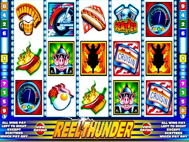 Reel Thunder Free Slot Game