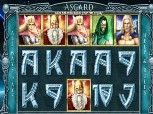 Asgard - Internet Slot Game