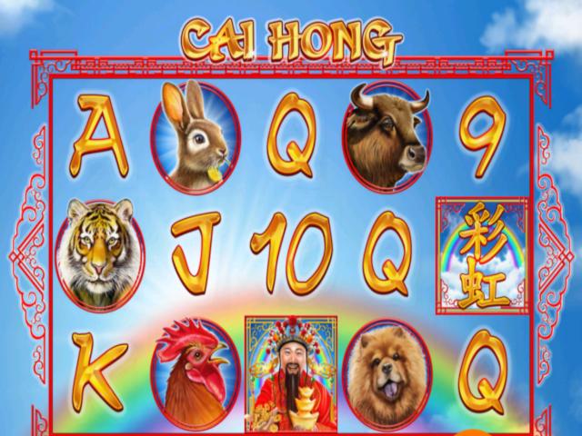 Cai Hong Free Slot Game