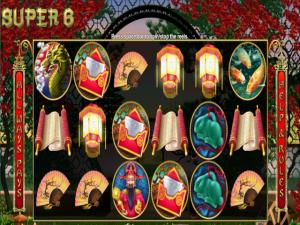 Super 6 - Internet Slot Game