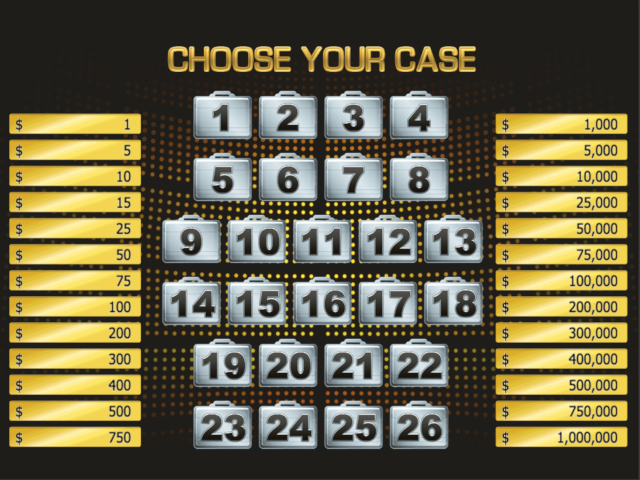 Deal or no Deal Free Slot Game