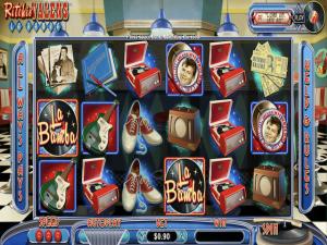 Ritchie Valens La Bamba - Internet Slot Game