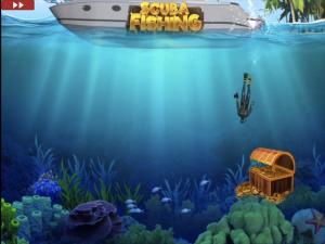 Scuba Fishing - Internet Slot Game