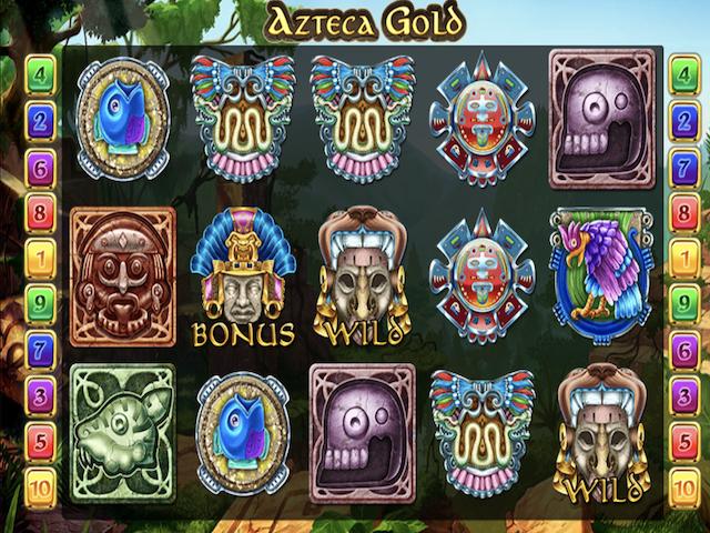 Azteca Free Slot Game
