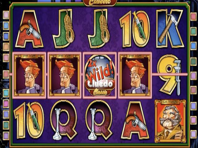 Cluedo Free Slot Game
