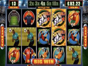 Football Star - Internet Slot Game