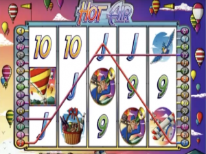 Hot Air - Internet Slot Game