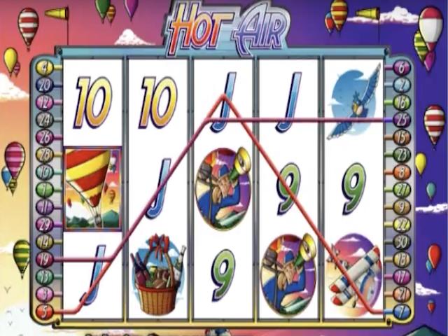 Hot Air Free Slot Game