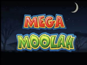 Mega Moolah - Internet Slot Game