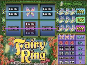 Fairy Ring - Internet Slot Game