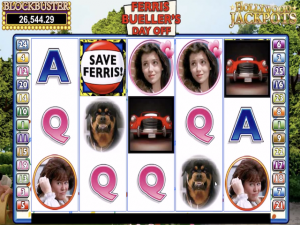 Ferris Bueller's Day Off - Internet Slot Game