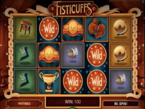 Fisticuffs - Internet Slot Game