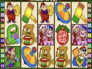 Gift Wrap - Internet Slot Game