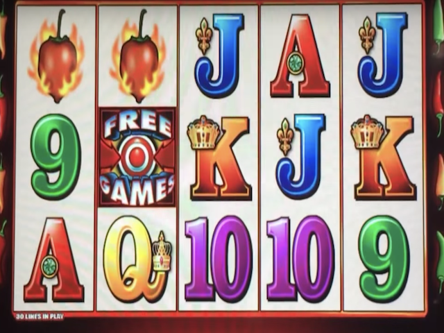Hot Habanero Free Slot Game