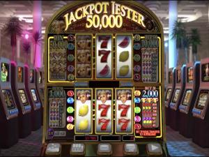 Jester's Jackpot - Internet Slot Game